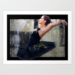 Art movement Art Print