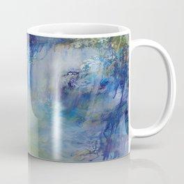 Wisteria Etude in Blue Coffee Mug