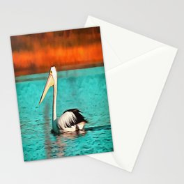 Pelican Bay Stationery Cards