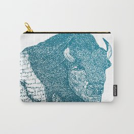 The Bison Carry-All Pouch