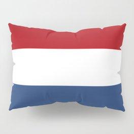 The Netherlands Flag / The Dutch Flag Pillow Sham