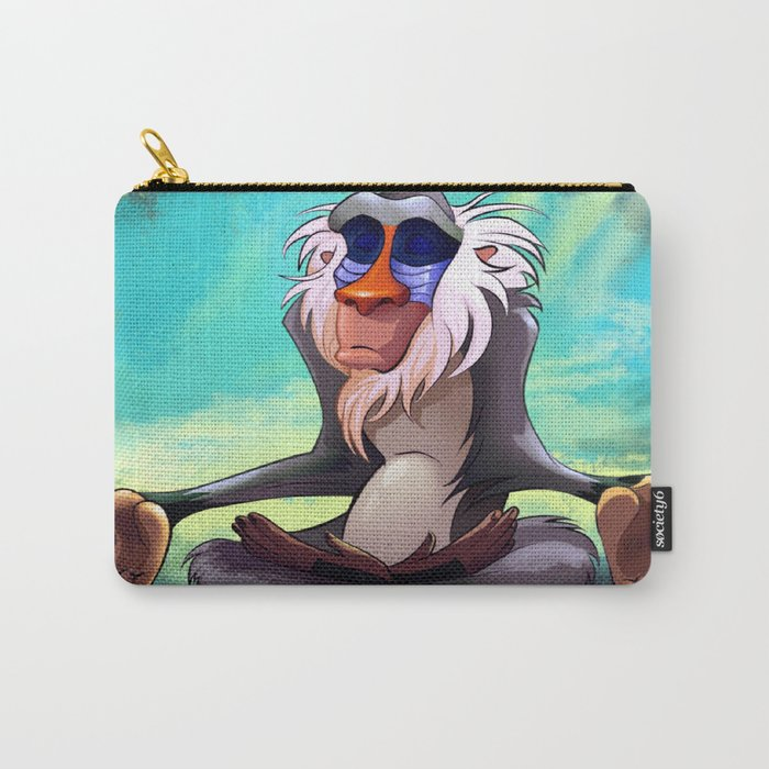 Rafiki Meditating  Carry-All Pouch