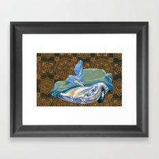 No2Sharia Framed Art Print