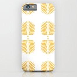 TROPICAL PALMS . CANTALOUPE iPhone Case