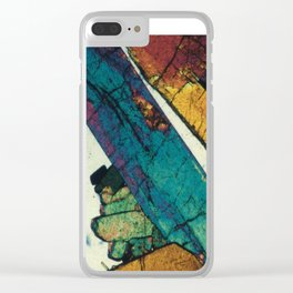Epidote in Quartz Clear iPhone Case