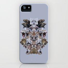 Team Kitty iPhone Case