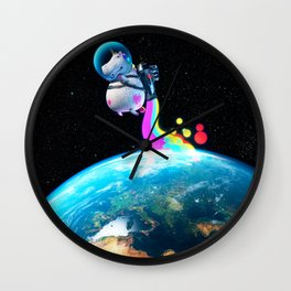 Unihorsey Wall Clock