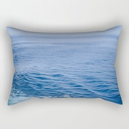 She Fell in Love on the Vast Wild Sea Rectangular Pillow