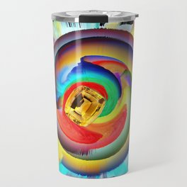 Citrin in Colours Travel Mug