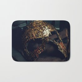 Mirror Mask (2) Bath Mat