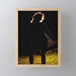 Foreground Framed Mini Art Print