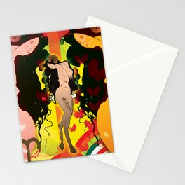 Digital Illustrations Stationery Cards