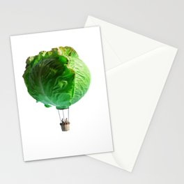 Iceberg Balloon Stationery Cards