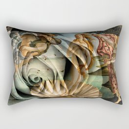 Venus Rose Rectangular Pillow