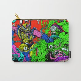 MONSTER FIGHT Carry-All Pouch