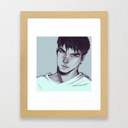 Gattsu Framed Art Print