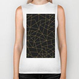 Geometric Pattern XI Biker Tank