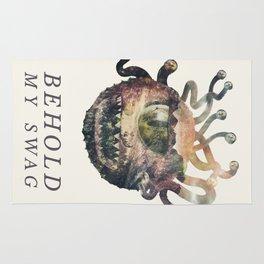Beholder (Typography) Rug
