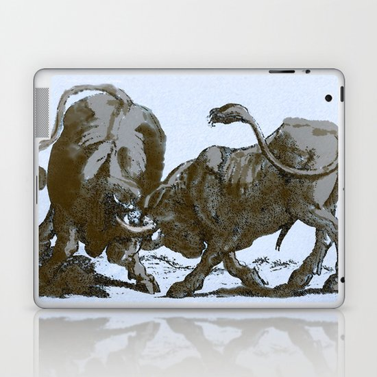 Bullfight Laptop & iPad Skin