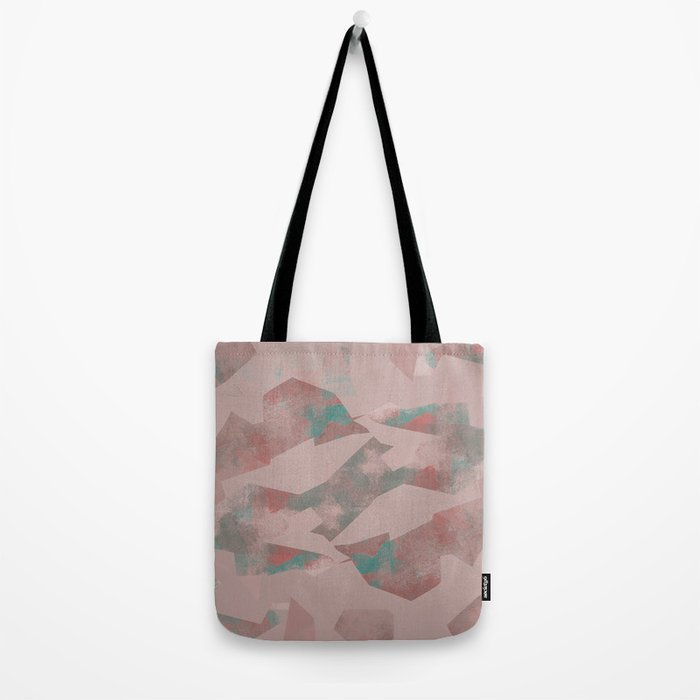 Camouflage XXX (color version) Tote Bag
