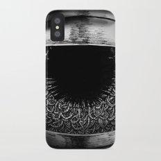 Ominous Eye iPhone X Slim Case