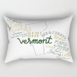 Vermont Rectangular Pillow