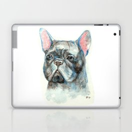 French bulldog Laptop & iPad Skin