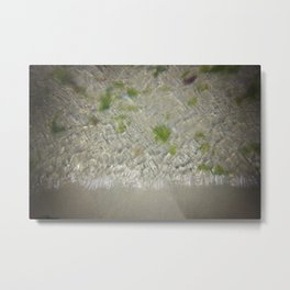 I want to stand in the sea Metal Print