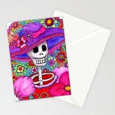 Catrina Doña Beatriz Stationery Cards