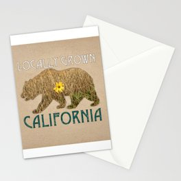 Locally Grown: California Stationery Cards