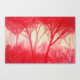Memory Landscape 13 Canvas Print