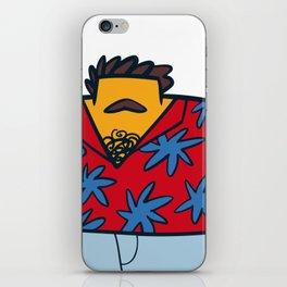 Hawaiian iPhone Skin