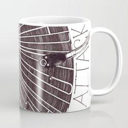 Murakami's Second Bakery Attack #2 Coffee Mug