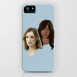 Skimmons iPhone Case