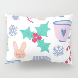 Christmas pattern Pillow Sham