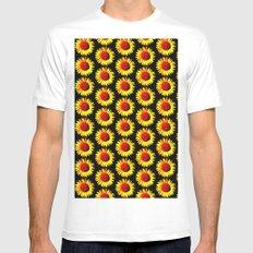 Sunflower group Mens Fitted Tee White MEDIUM