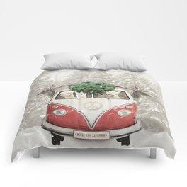 ALPACA ALPACA ALPACA - NEVER STOP EXPLORING - X-MAS Comforters