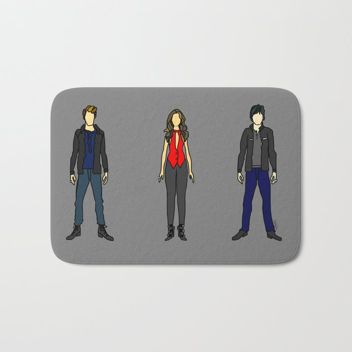 Outfits of Vamps Bath Mat