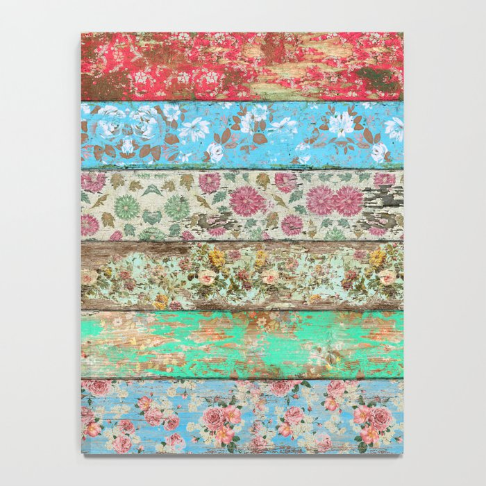 Rococo Style Notebook