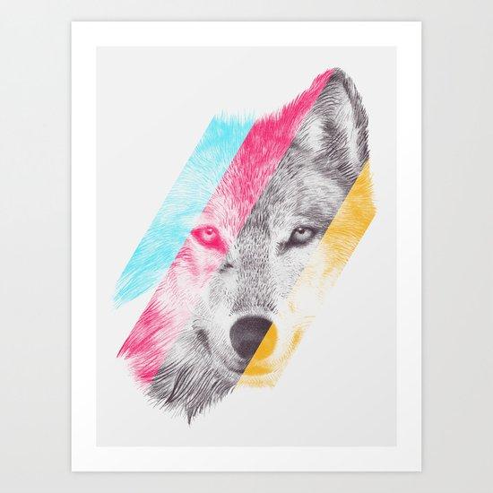 Wild 2 - by Eric Fan and Garima Dhawan Art Print