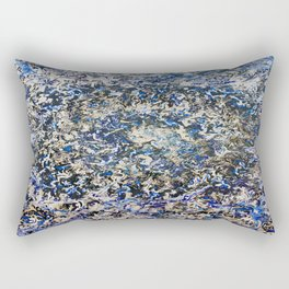 EMERALD ABYSS Rectangular Pillow
