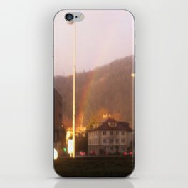 LGBT Rainbow in Bregenz iPhone Skin