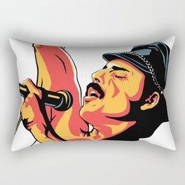 God Save Rectangular Pillow