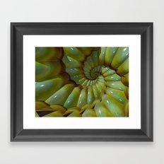 Shellfish Dream Framed Art Print
