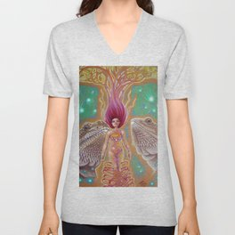 Dragon's Call Unisex V-Neck