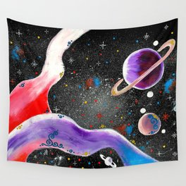"""""""Planetary"""" Wall Tapestry"""