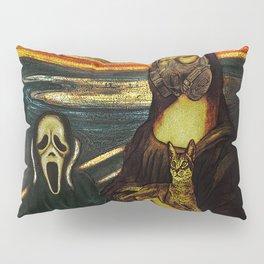 Mona check the bomb honey...  Pillow Sham