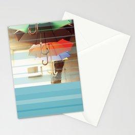 Umbrella Stationery Cards