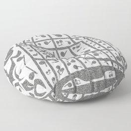 Canaria Floor Pillow