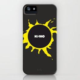 Star named Sun - Kino iPhone Case